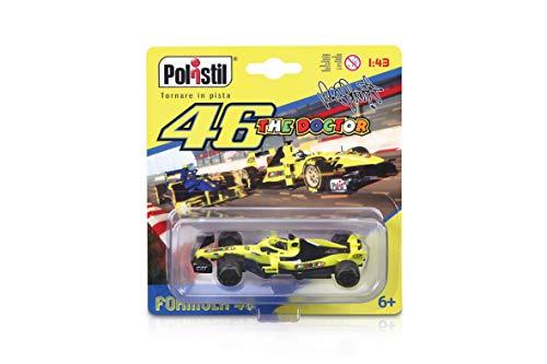 Polistil- Auto Pista elettrica, 390546.012