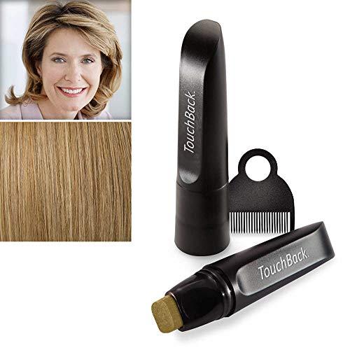 TouchBack PRO aanzet-lamineerstift voor grijs haar - echte haarkleur asblond