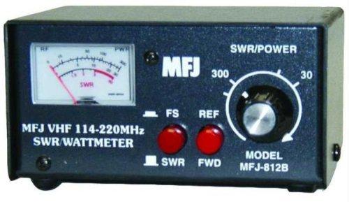 MFJ-812B SWR Meter, 144-220MHz, 30/300W. Buy it now for 58.69