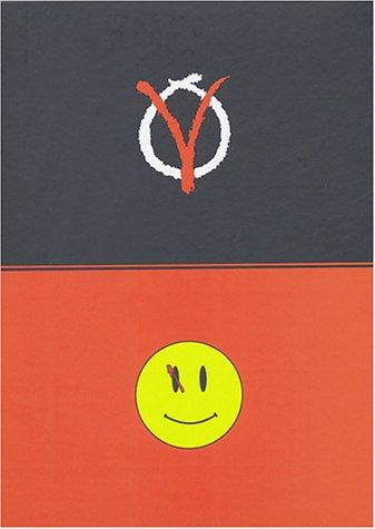 Coffret Watchmen + V pour Vendetta