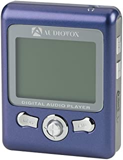 Audiovox MP-4128 Compact 128MB MP3 / WMA Player