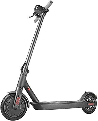 Portable 8.5 Inch Electric Scooter Adult, Portable Foldable, 12.5KG Ultra-light Aluminum Alloy Body, With 350W Battery 7.8 Ah, 120kg Load, 25km/h Spee'd Electric Scooter A LATT LIV