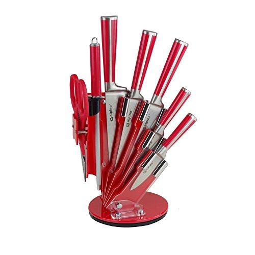 K156Juego de cuchillos cuchillo Utensilios de cocina 7piezas. ARTI Casa inoxidable y Super Calidad