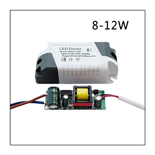 AC90 ~265V LED-Treiber Transformator Für LED-Leuchten Ersetzen 3~24W Qualität