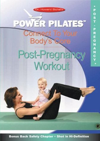 Product Image of the Power Pilates Post Baby