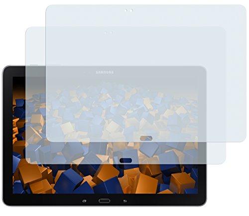 mumbi Schutzfolie kompatibel mit Samsung Galaxy Note Pro 12.2 Zoll LTE/Note Pro 12.2 Zoll Folie klar, Bildschirmschutzfolie (2X)