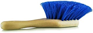 Chemical Guys ACC_G05    Blue Chemical Resistant Stiffy Brush,  , 1 Pack