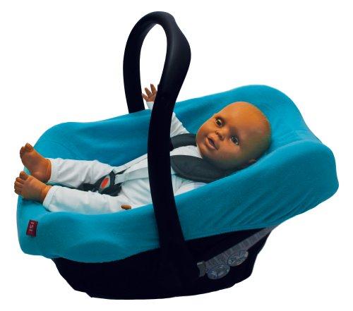 ISI Mini Housse porte-bebe groupe 0 universel turquoise
