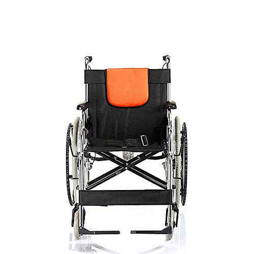 Find Discount Ultralight Mobility Transport Wheelchair,Aluminum Alloy Wheelchair for The Elderly, Fo...