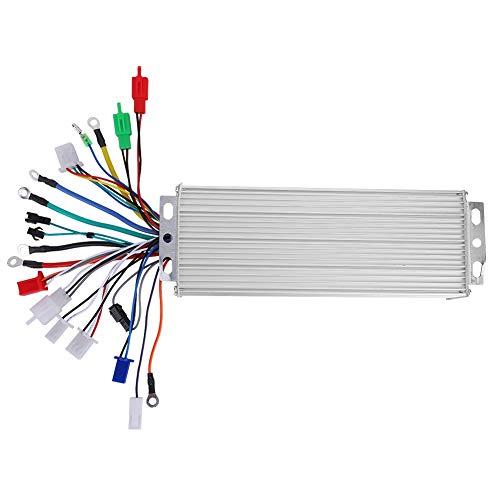 Dilwe - Controlador de velocidad sin escobilla, 72 V, 1200 W, de...
