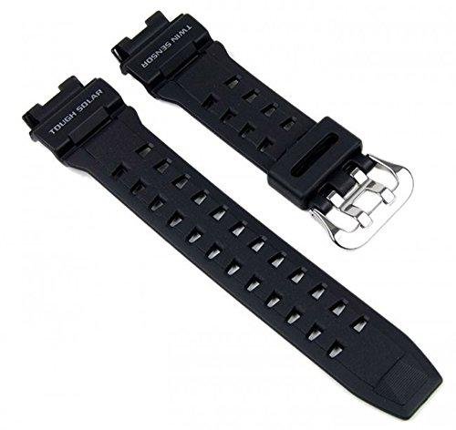 Original Casio Cinturino per orologio G-9200-1J, GW-9200-1J, GW-9200J-1J, G-9200-1V, GW-9200-1V, GW-9200J-1V, 10297191