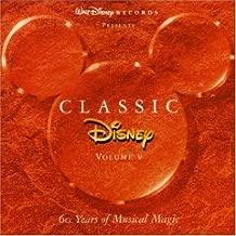 Classic Disney Volume V - 60 Years of Musical Magic