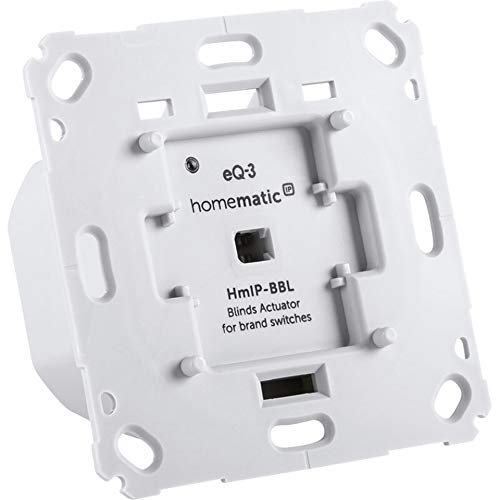 Homematic IP ELV ARR-Bausatz Jalousieaktor für Markenschalter HmIP-BBL