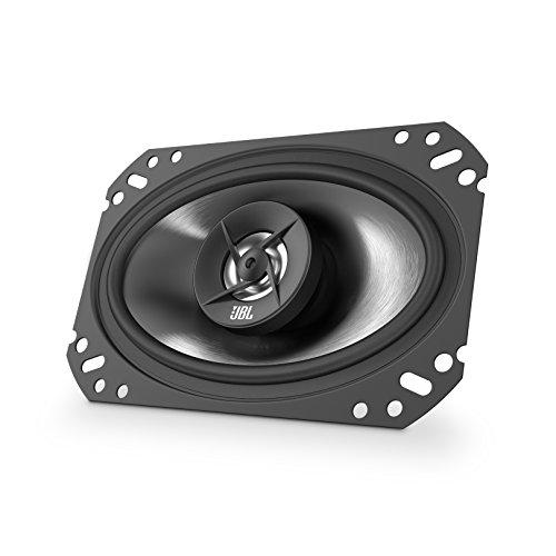 """JBL Stage 600CE Sistema Altoparlante Stereo da Auto 6,5"""" (165 mm) (Woofer e Tweeter), Nero (Venduti in Coppia)"""