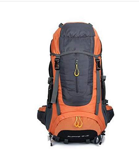 JTKDL trekkingrugzak, 70 liter, ideaal voor wandelen, bergbeklimmen, koffer voor outdoor-reizen