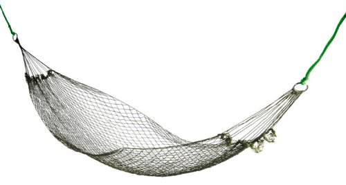 Andes Portable Mini Net Hammock Camping Travel Sleeping Garden Travel Bed