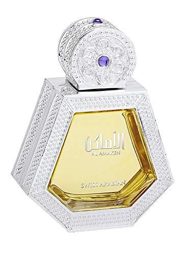 Swiss Arabian Al Amaken Eau De Parfum Spray (unisex) 50 Ml For Women