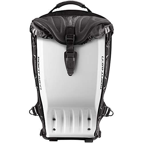 Boblbee GTX-Mochila de protección Dorsal Igloo 20 L, Color Blanco