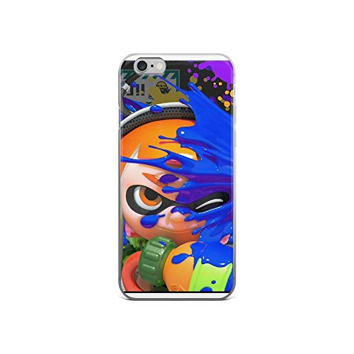 iPhone 6/6s Pure Clear Case Cases Cover Splatoon iPhone Case
