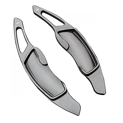 Gfyuan para Subaru XV Legacy Forester Outback Impreza WRX STI, paletas de Cambio, Volante de Coche, Palanca de Cambios, extensión de Pegatina, Estilo