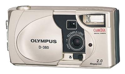 Olympus Camedia D-380 2MP Digital Camera by Olympus