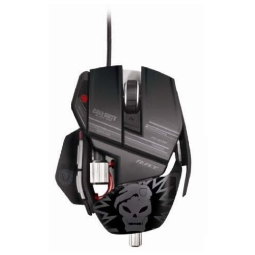 MAD CATZ – Base R.A.T.5 & R.A.T.7 – Modelo Especial - Call of Duty Black OPS Stealth