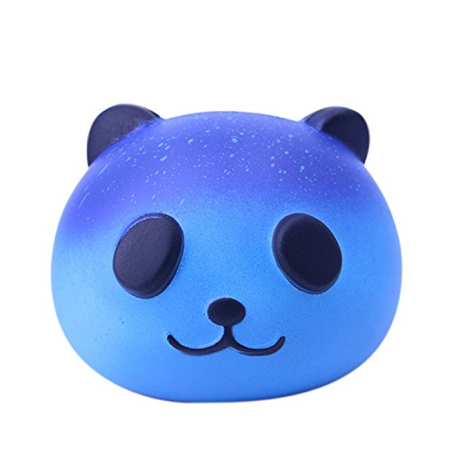 MagicBalls Squishy Toys Jumbo Slow Rising Super Soft with Scented to Kids for Venting and Relaxing (Galaxy Panda)