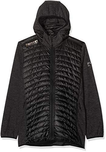 DEPROC-Active Damen Gilmour Comfort Daunenjacke, schwarz, 46