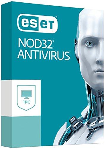 ESET NOD32 Antivirus v11, 1 Licencia electrónica 2018