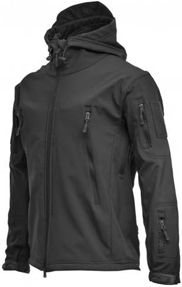Soft Waterproof Jacket Mens Winter Fleece Jackets