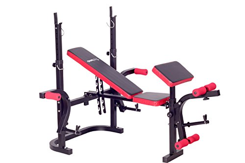 SportPlus Multifunctional Trainer Power Hantelbank SP-WB-003-B