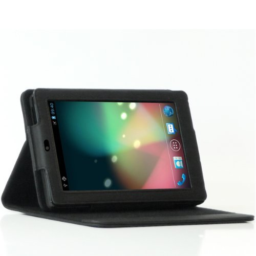 Blurex Magyc folio Case With Multi-Angle Stand for Google Nexus 7 inch Tablet (with Automatic Sleep/Wake Function)