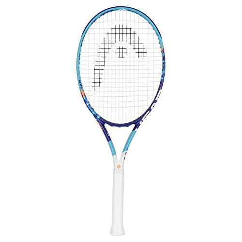 Head Graphene Xt Instinct MP Grip 3 Senza Corde Racchetta da Tennis Colore Blu/Arancio/Bianco, Taglia 30
