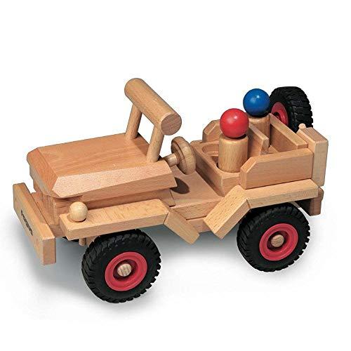Fagus Jeep Holz [Spielzeug]