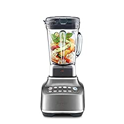 Breville the Q BBL820SHY1BUS1 Commercial Grade 1800-Watt Quick Super Blender