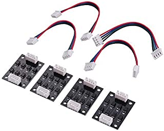 4pcs TL-Smoother V1.0 Addon Module for 3D Printer Motor Drivers Accessories Parts