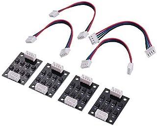 4 قطع TL-سموث V1.0 وحدة أدون لملحقات محركات الطابعة ثلاثية الأبعاد