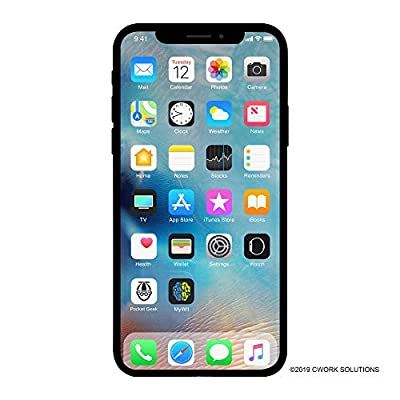Apple iPhone XR Fully Unlocked (Renewed) from Apple Computer