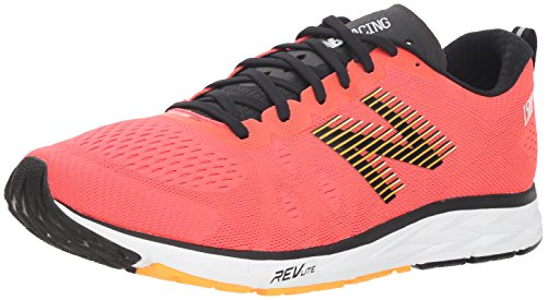New Balance 1500v4 Supportive Racing, Zapatillas de Running para Hombre, Rojo (Bright Cherry/Black Rb4), 40 EU