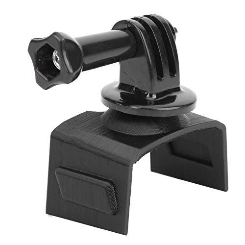 SALUTUYA 1 / 4in Drone Camera Bracket Drone Camera Mount Black para cámaras panorámicas con Tornillos de 1/4