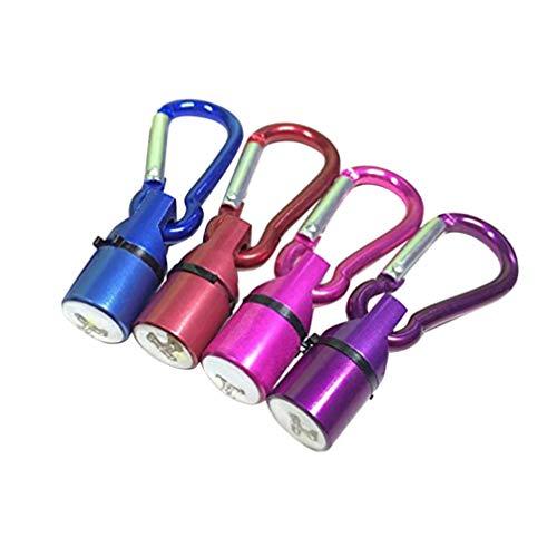 ULTECHNOVO 4 Stück LED Hundehalsband Charme Leuchtende Hundehalsbänder Leuchten Halsband Anhänger Haustier Sicherheit Beleuchtet Halsband Zubehör