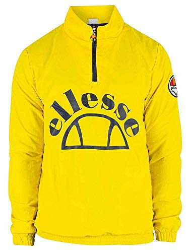 Chaqueta Ellesse amarilla para hombre