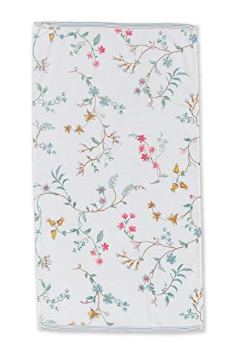 Pip Handtuch Les Fleurs Farbe White Größe 50x100cm
