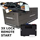 Start-X Remote Starter for Nissan Frontier 2008-2019 || Plug N Play || 3X Lock Remote Start || 10 Minute Install
