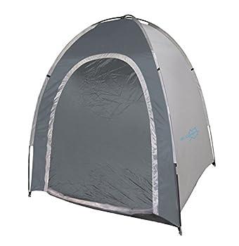 Bo-Camp - Tente de rangement - Medium - 1,8x1,8x2 mètres