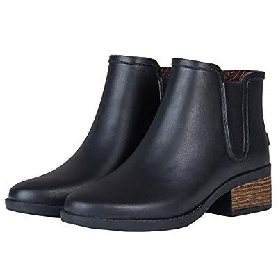 UNICARE Women's Chelsea Rain Boots Waterpro...