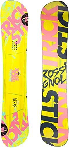 Rossignol AF - Palo para Snowboard, Color Amarillo, 154