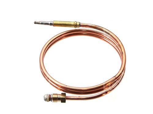 Thermoelement für Küppersbusch EGH417, EGH617, FGH615, EGH613, EGH413, Ambach SIE-105, SIEC-105, GRG-70, SIGC-105 für Gasherd