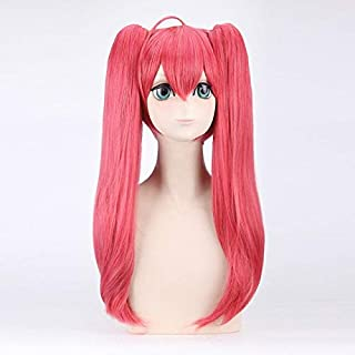 2019 NEW 70cm Itsuka Kotori Cosplay Wig with double Ponytails anime Date A Live Costume Play Wigs Halloween Anime Game Hai...
