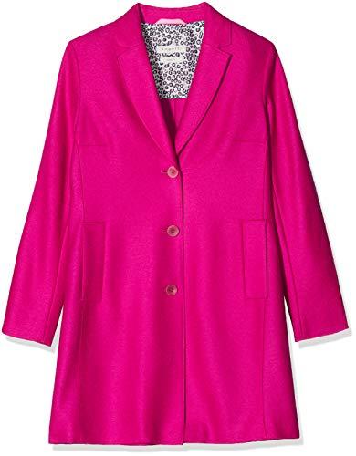 Bugatti Damen 561500-57065 Mantel, Rosa (Pink 740), 38